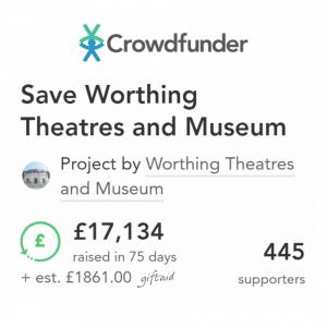 Save WTM Crowdfunder Totals