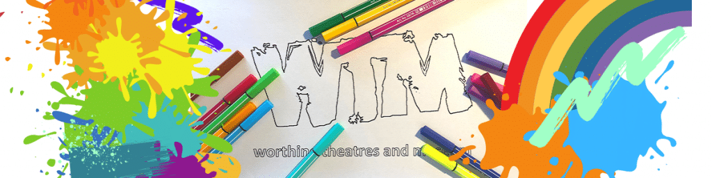 WTM Colouring Competition Banner