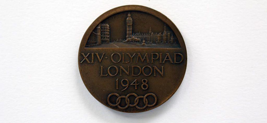XIV Olympiad London c. 1948
