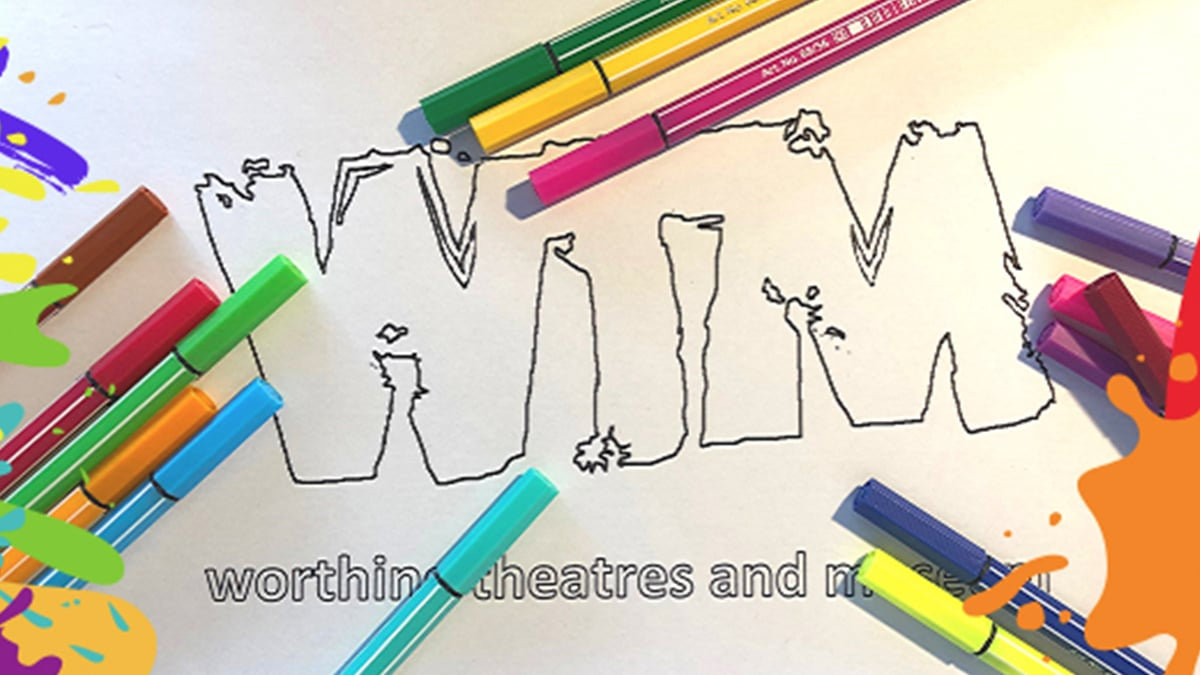 WTM Colouring Competition