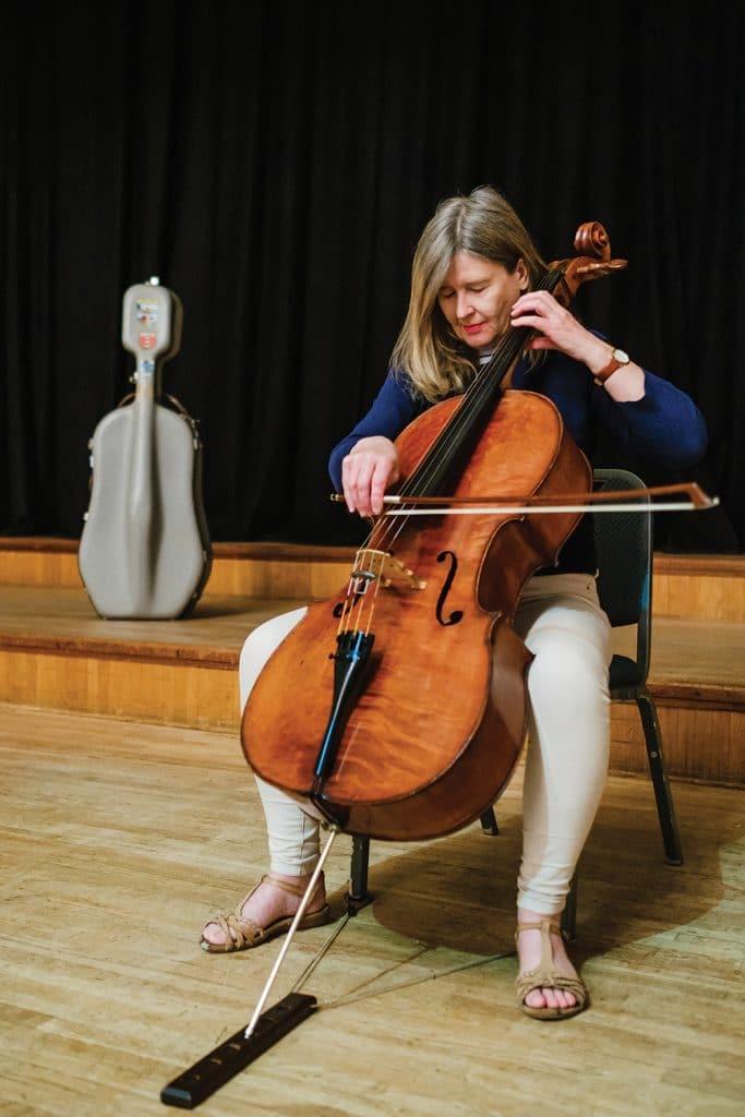 Annette - The Musician © Anja Poehlmann