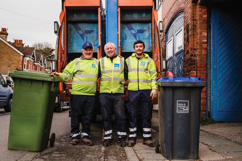 The Waste Operatives © Anja Poehlmann