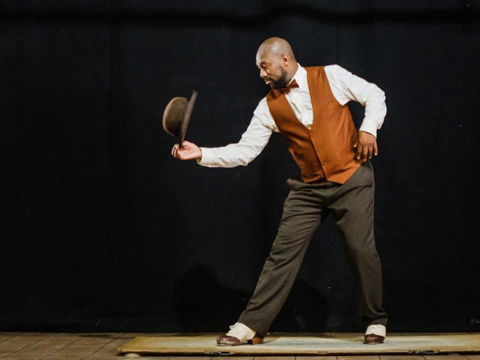 Lee - The Tap Dancer © Anja Poehlmann
