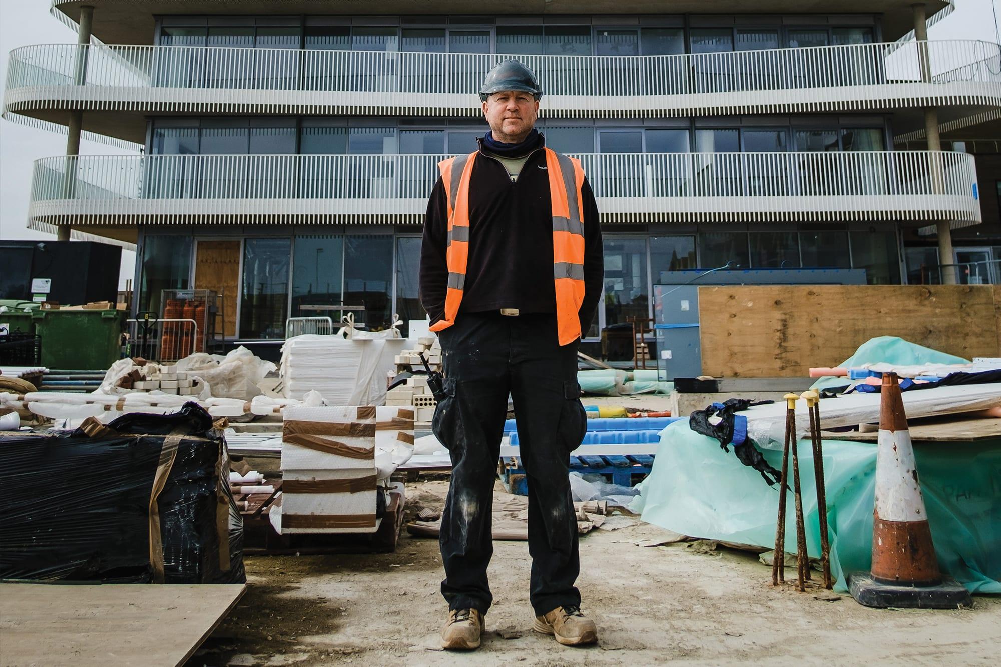 Adam - The Site Manager © Anja Poehlmann