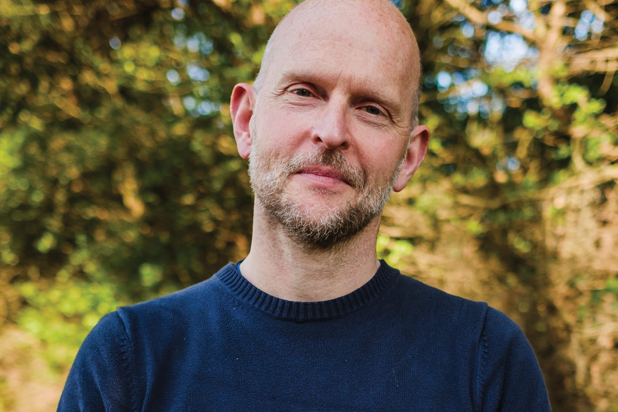 Adam Moffatt-Seaman - The Soundscape Artist © Anja Poehlmann