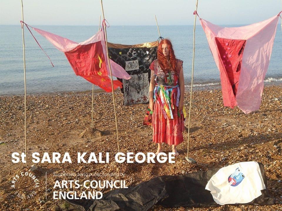 Exhibition - St SARA KALI GEORGE