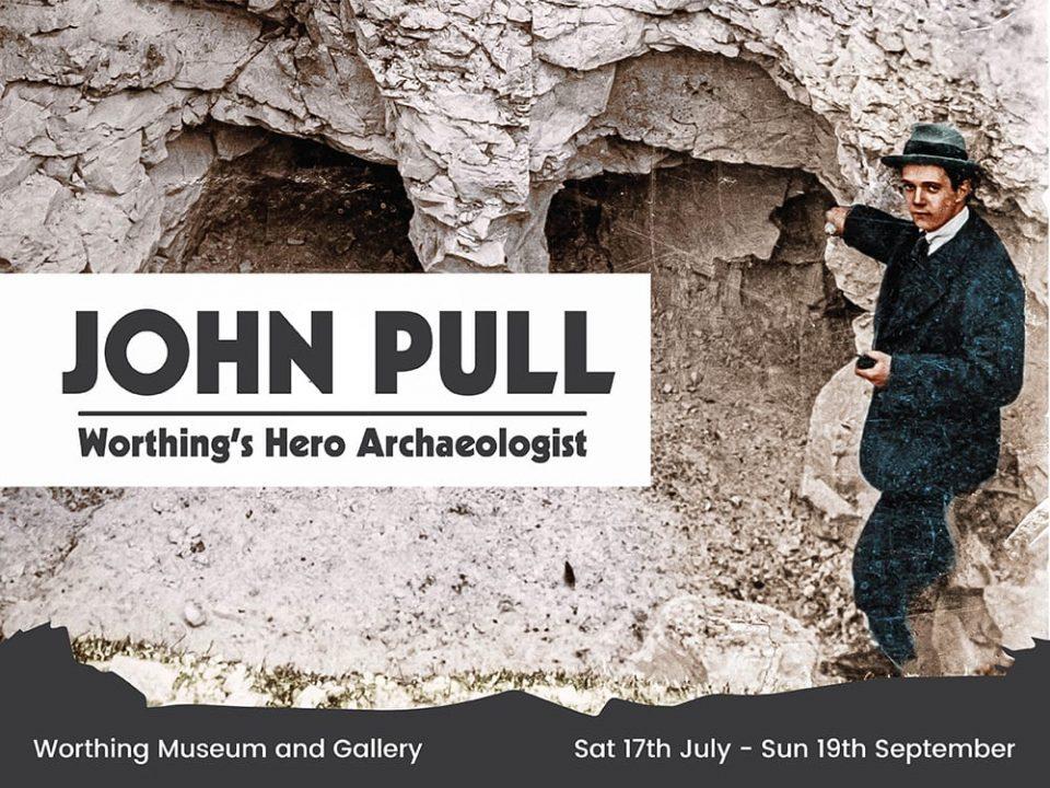 Exhibition: John Pull