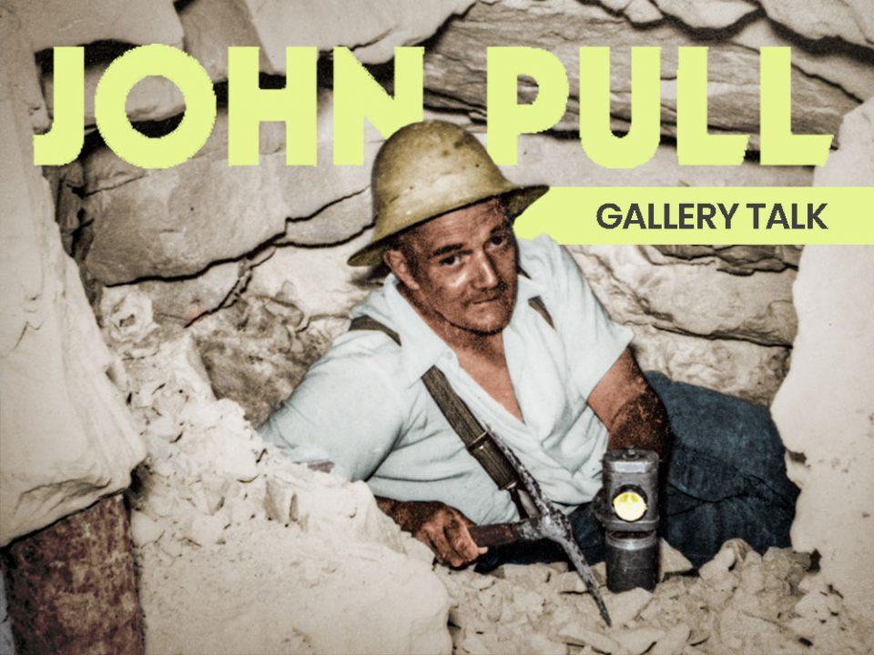 John-Pull Gallery talk
