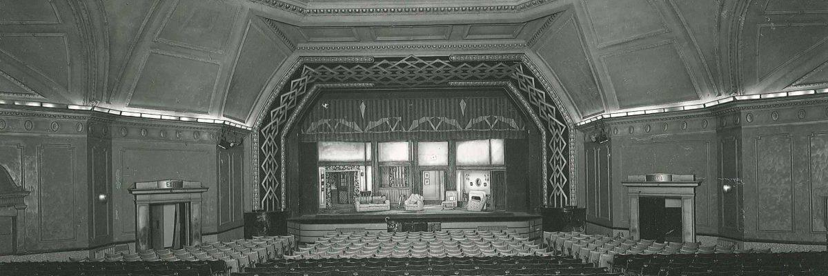 Auditorium 1 March 1950