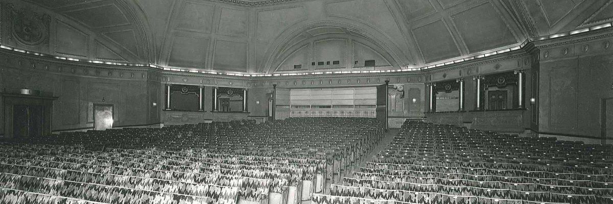 Connaught Auditorium - March 1950